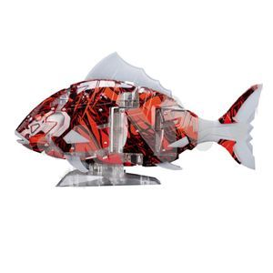 MIR0-9机器鱼
